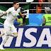 Uruguai vence Egito no fim,em sua estreia na Copa do Mundo da Rússia