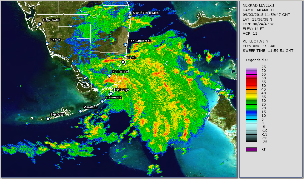 Tropical Atlantic Update: Tropical Storm Gordon formed, and