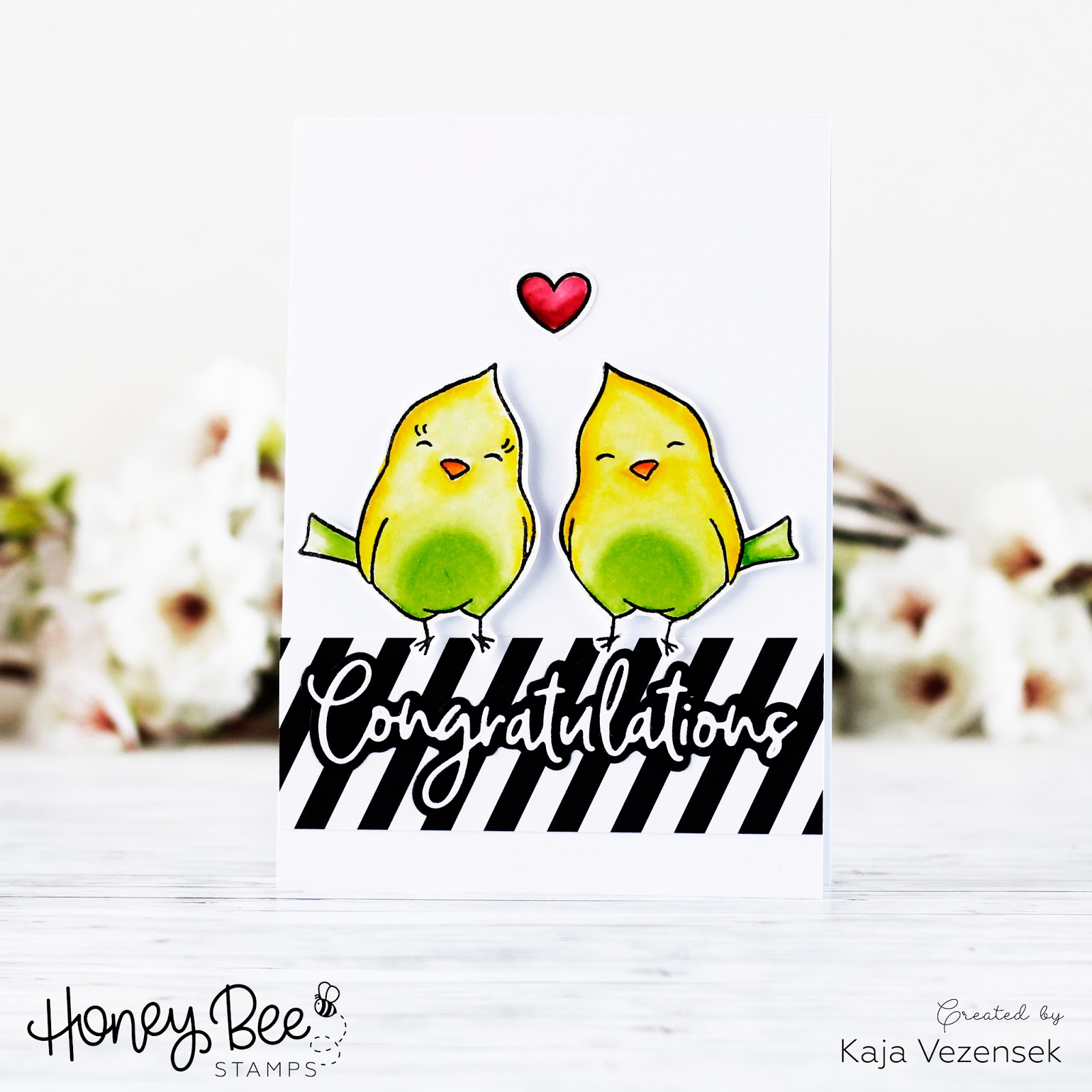 Mirror stamping | HONEY BEE