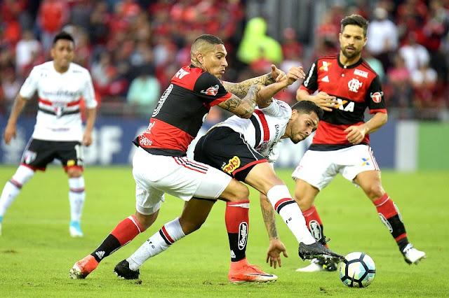 Rede Globo transmite Flamengo x São Paulo na volta do ...