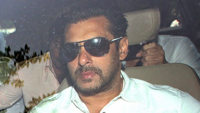 bollywood actor salman khan sent to jail
