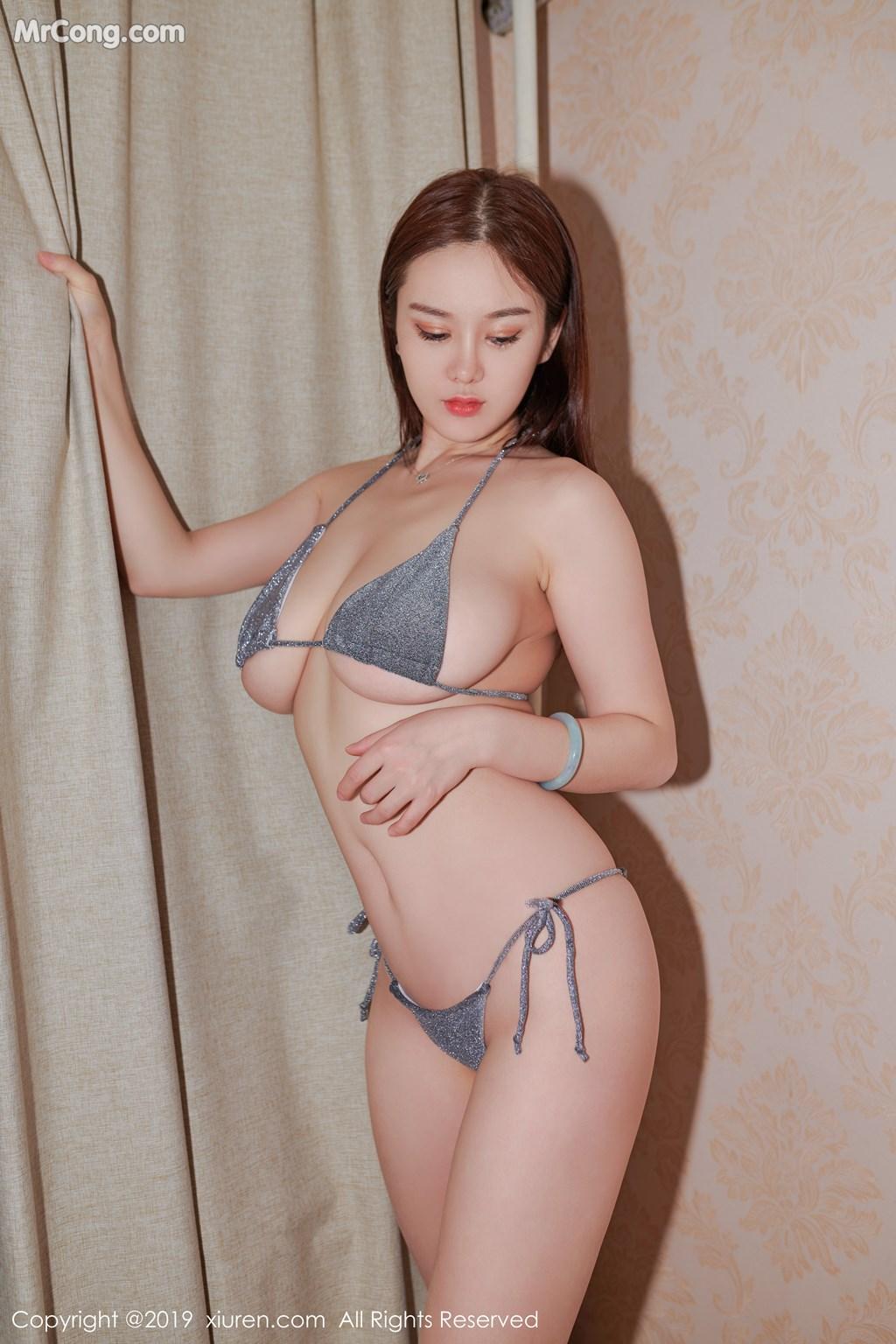 Image XIUREN-No.1594-Silvia-MrCong.com-006 in post XIUREN No.1594: 易阳Silvia (39 ảnh)