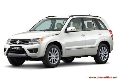 Spesifikasi Lengkap Suzuki Grand Vitara dan Harganya