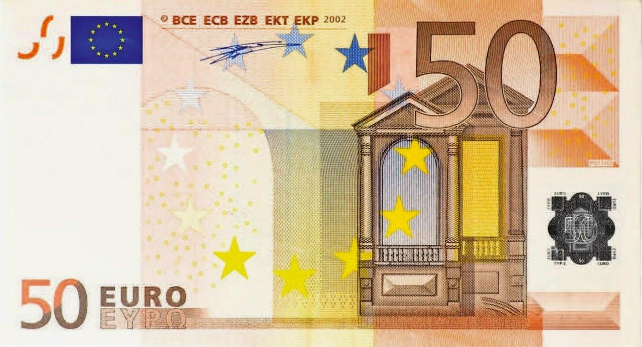 Falsche 50 Euro Scheine