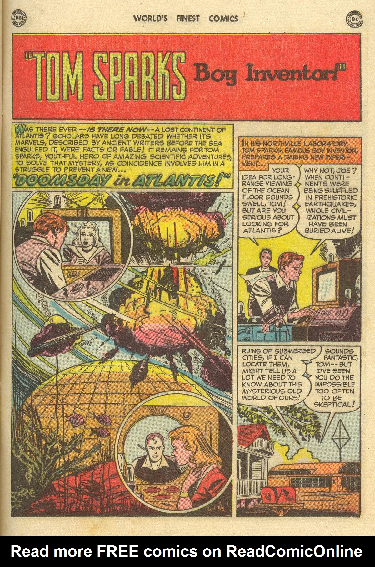Read online World's Finest Comics comic -  Issue #51 - 29