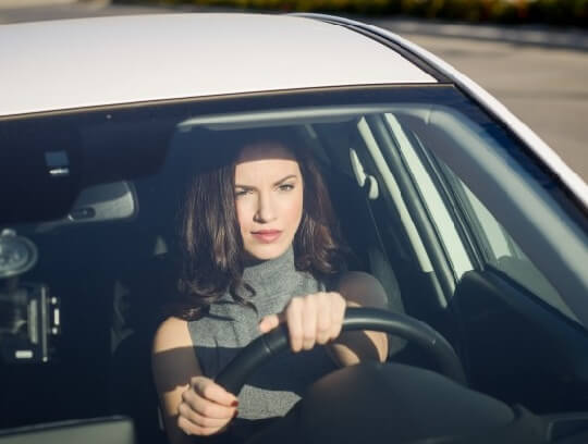 Driving could reduce brain power