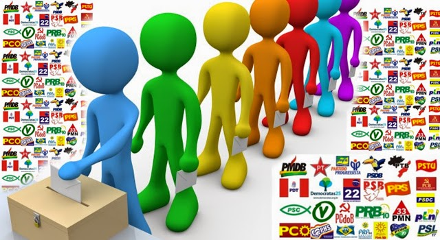 Resultado de imagem para senado aprova fim das coligações nas eleições proporcionais