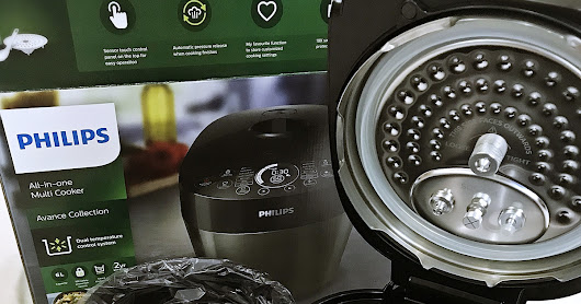 [review] Philips All-In-One Cooker (HD 2145) - 飞利浦智慧万用锅