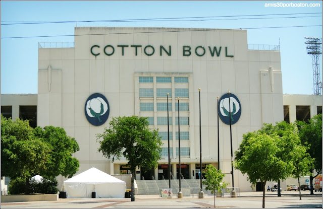 Estadio de Fútbol Americano Cotton Bowl
