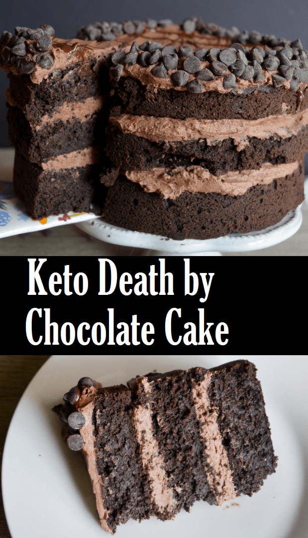 Keto Death By Chocolate Cake Easy Recipes