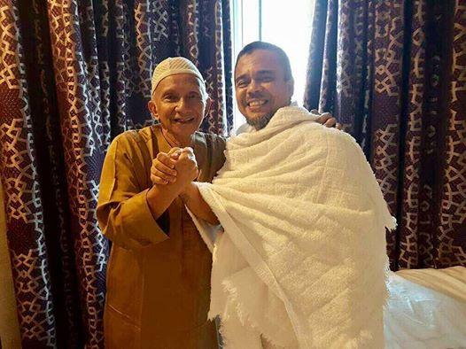 Ada Apa Dengan Pertemuan Amien Rais Dengan Habib Rizieq ?