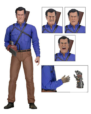 "Ash vs Evil Dead Ultimate Ash 7"" Action Figure by NECA"