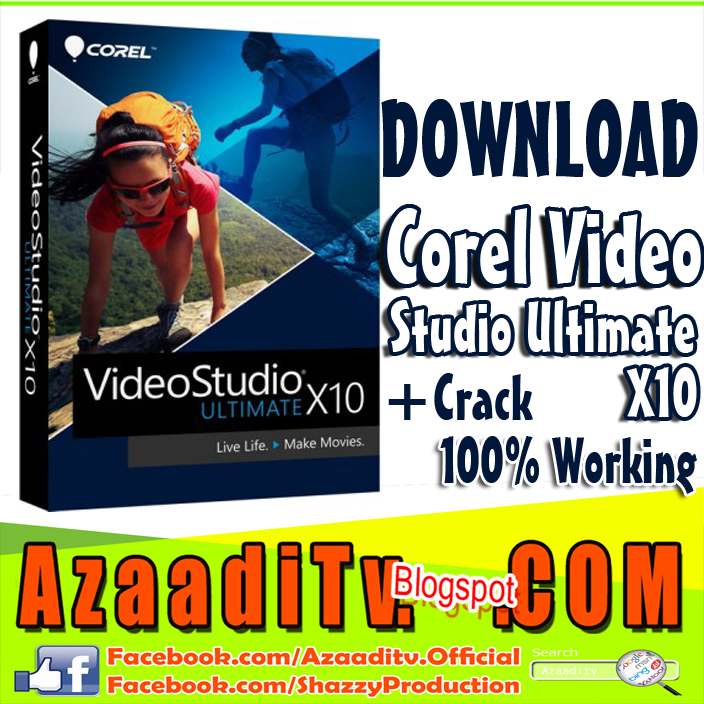corel videostudio x10 serial number and activation code