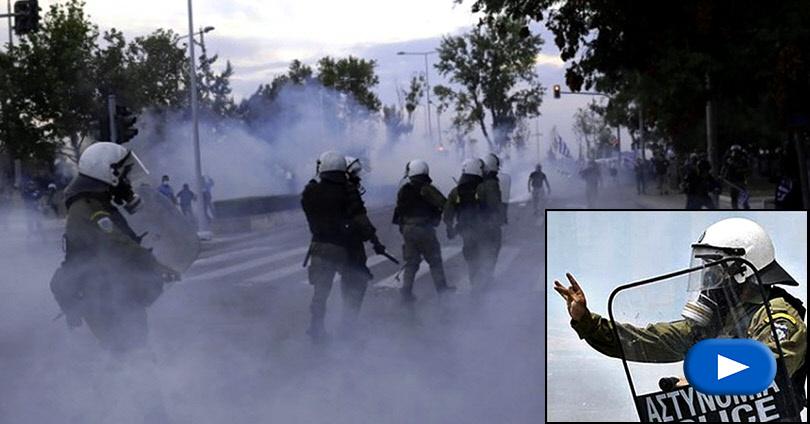 Θεσσαλονίκη - εισαγγελική εντολή για σύλληψη ανδρών των ματ