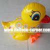 Mainan Tiup Bebek Kuning