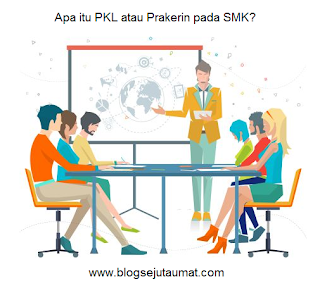 Apa itu PKL atau Prakerin pada SMK
