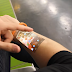 Cicret Band : A Wearable Phone.