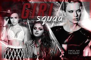 DS: Girl Squad (Giovana Palhares)