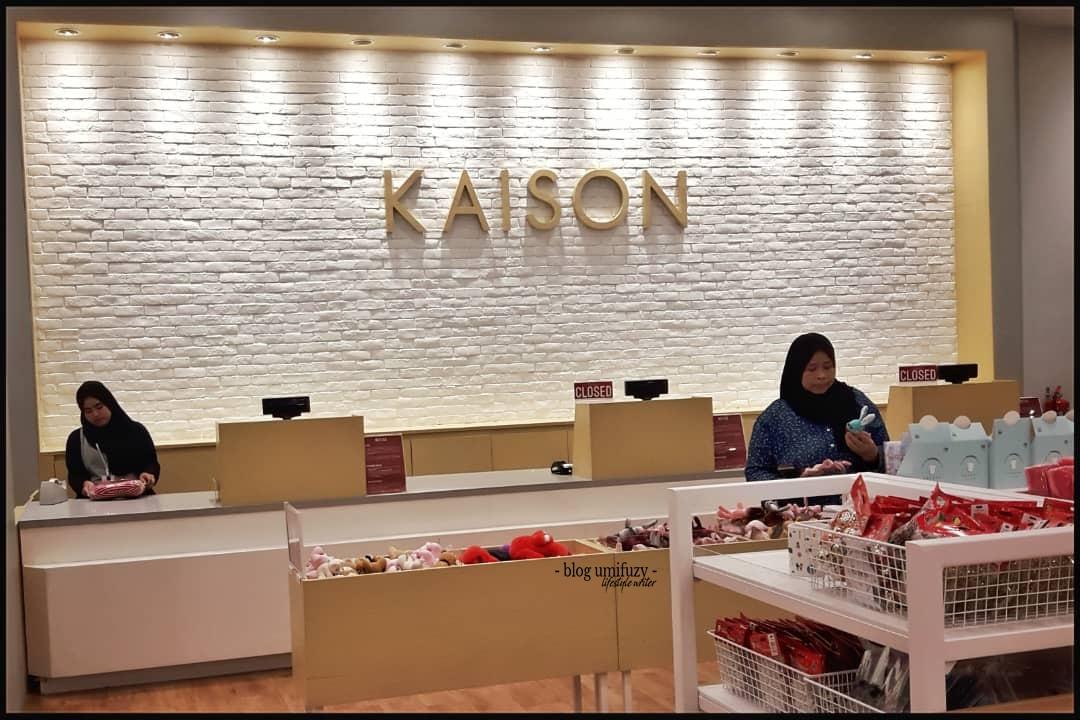 Kaison Menjadi Lokasi Membeli Belah Barangan Dekorasi Rumah