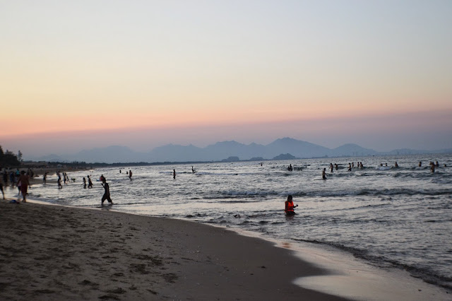 Hoi An, Vietnam, Unesco, plage