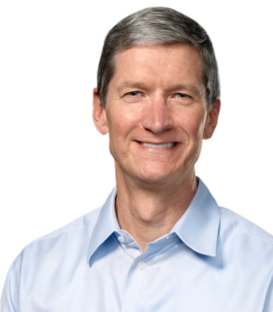 No, Apple CEO Tim Cook Wasn't Outed on CNBC - He's Been Out