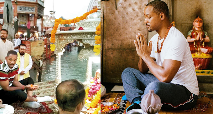 Hollywood Actor Will Smith's new meaning to life after India visit