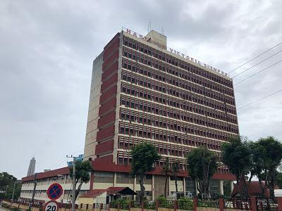 Ministerio de Transporte. La Habana