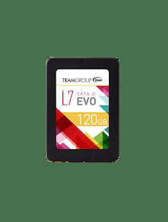 Ổ cứng SSD 120GB TEAM L7 EVO Sata 3 6Gb/s