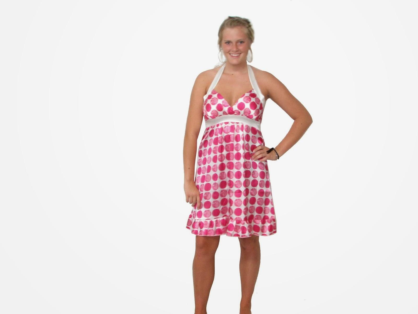 Originales y sencillos vestidos de verano para la mujer de hoy ...