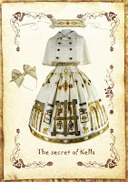 mintyfrills classic lolita fashion kawaii cute pretty