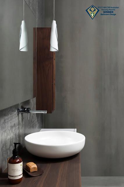 minosa australian hia bathroom design of the year 2017