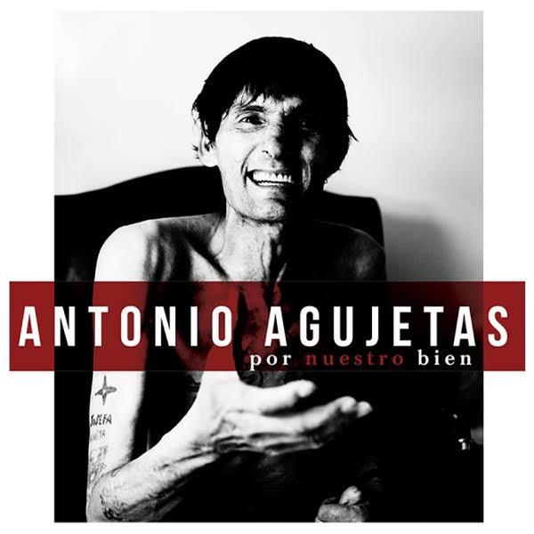 Antonio Agujetas Por Nuestro Bien con la guitarra de antonio de la Malena