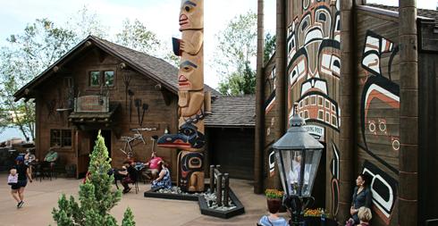 Canada Pavilion Epcot
