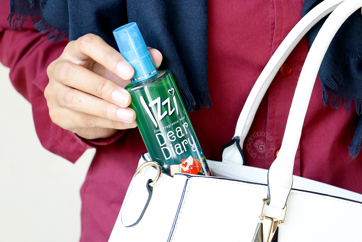 Izzi Fine Fragrance Mist