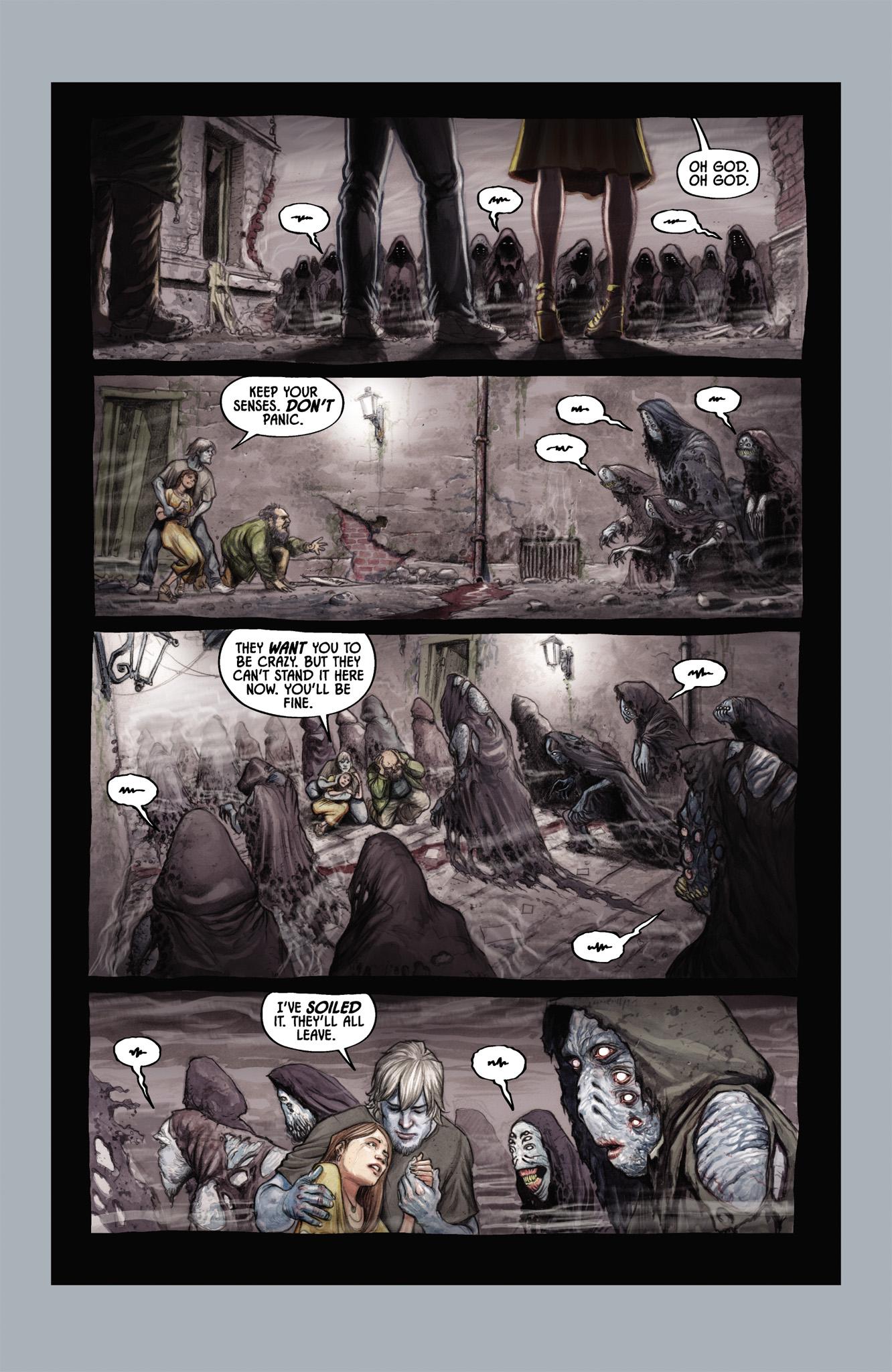 Read online Abe Sapien comic -  Issue #4 - 29