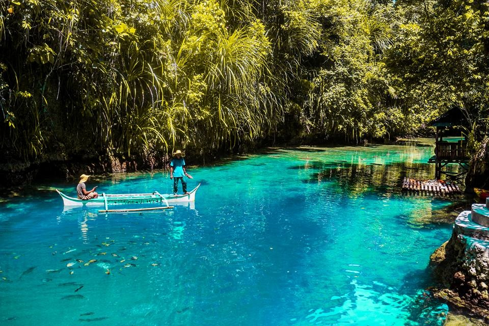enchanted river hinatuan surigao del norte
