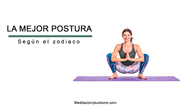 La mejor postura de yoga según el mes que naciste