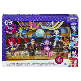 My Little Pony Equestria Girls Minis Fall Formal School Dance Collection Pinkie Pie Figure