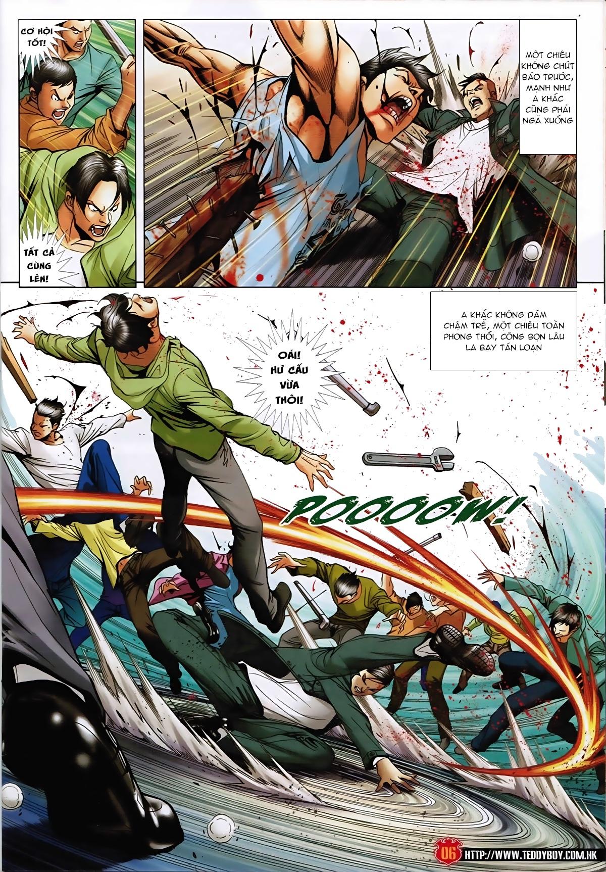 Người Trong Giang Hồ - Chapter 1591: Đến chết mới thôi - Pic 5