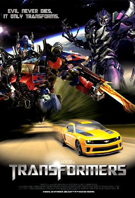 Transformers 4 Fan Made Poster