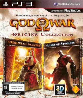 God of War: Origins Collection PS3 Torrent
