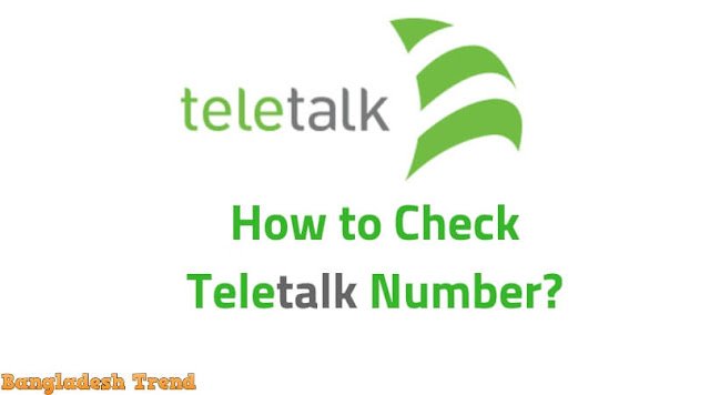 How to Check Teletalk Number?