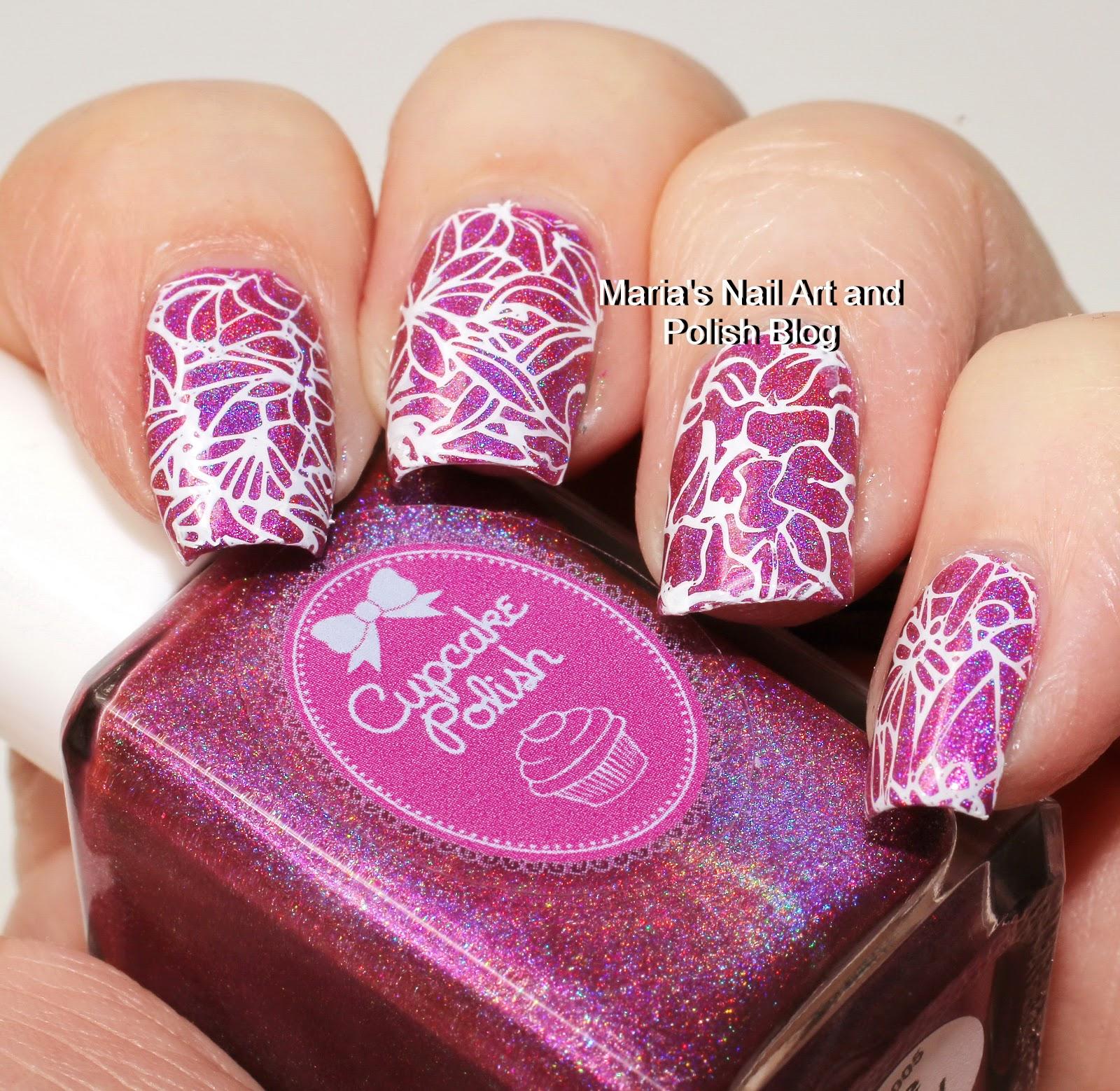 Marias Nail Art and Polish Blog: Infinity Nails and Dashica Nails ...