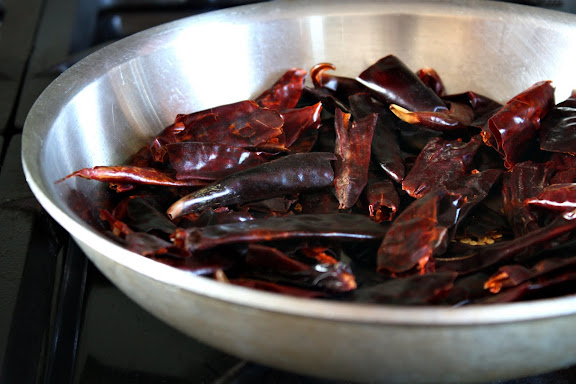 thai roasted chili paste