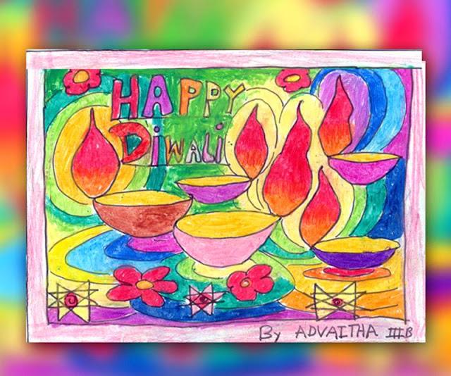 Diwali Painting