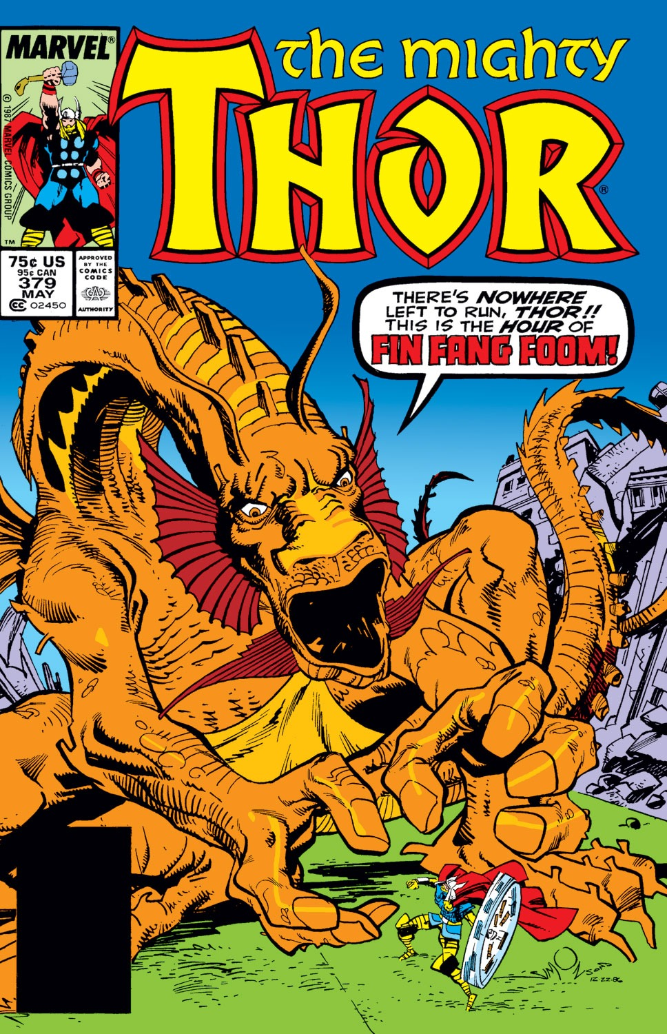 Thor (1966) 379 Page 1