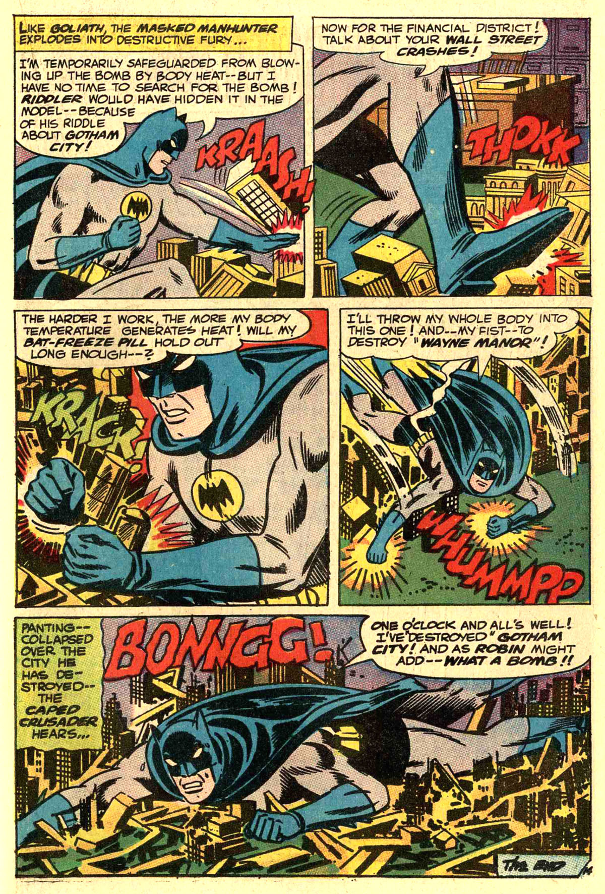 Detective Comics (1937) 362 Page 18