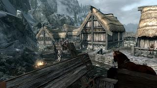 ดาวน์โหลดเกมส์ The Elder Scrolls V: Skyrim