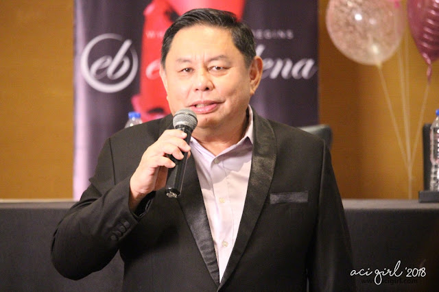 Dioceldo Sy, CEO of Ever Bilena