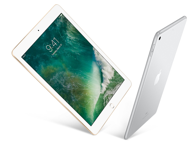 Apple launches new iPad 9.7-inch, 2017 model
